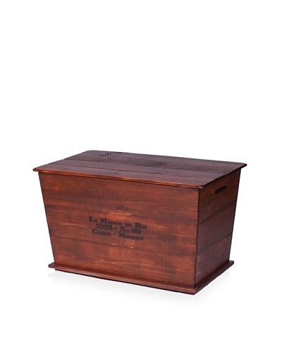 2 Day Designs Vineyard Cart Coffee Table
