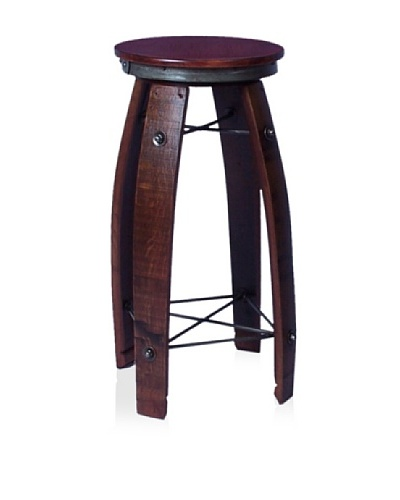2 Day Designs Daisy Swivel Stool
