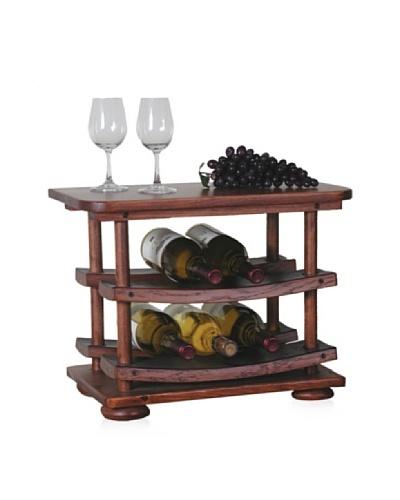 2 Day Designs Mini Wine Stave Display
