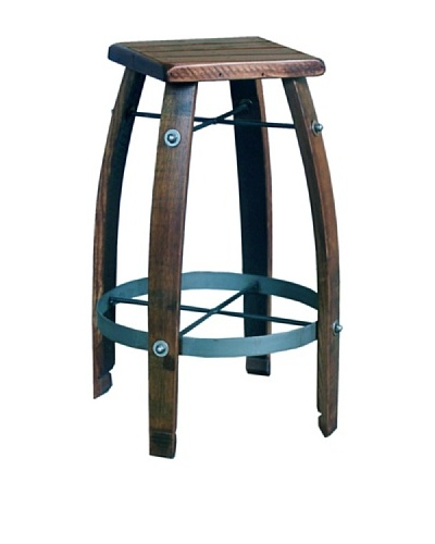 2 Day Designs Stave Stool