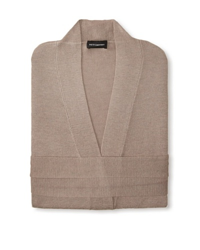 a & R Cashmere Wool-Blend Robe