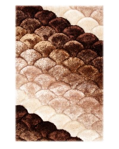 Manhattan Design District Wool Blend Luxury Shag