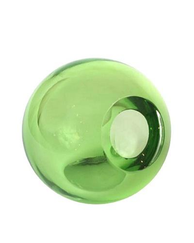 Abby Modell Small Pod Vase, GreenAs You See