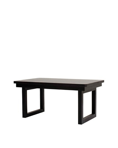 Abbyson Living Azaga Coffee Table, Espresso