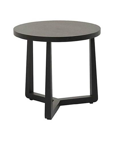 Abbyson Living Heritage Espresso Round End TableAs You See