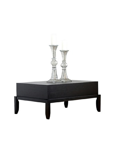Abbyson Living Avani Coffee Table, Espresso