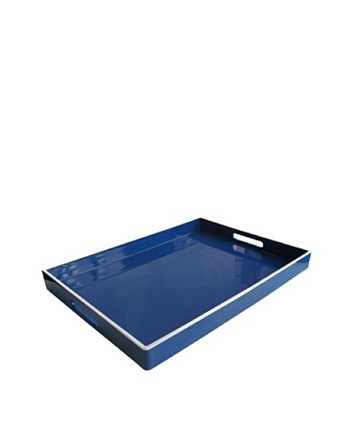 Accents by Jay Rectangular Tray with Handles
