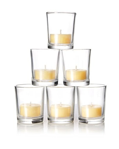ACME Party Box Set of 6 Glass Votives/Vases