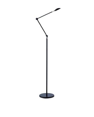 Adesso Shutter LED Floor Lamp, BlackAs You See
