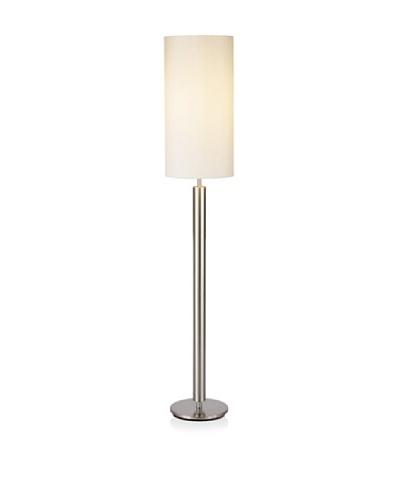 Adesso Hollywood Floor Lamp [Satin Steel]