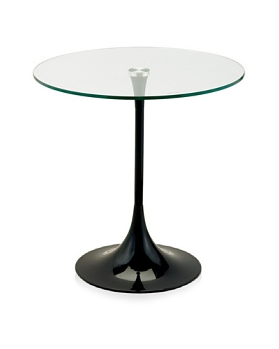 Adesso Coronet Accent Table [Black]