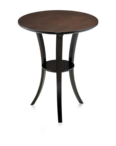 Adesso Montreal End Table, WalnutAs You See