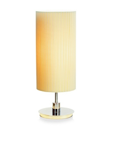 Adesso Hepburn Table Lamp, ChromeAs You See