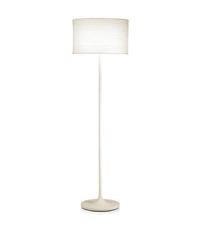 Adesso Oslo Floor Lamp, White