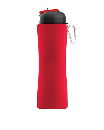 AdNArt Sili-Squeeze Hydra Bottle with Sport Lid [Red]