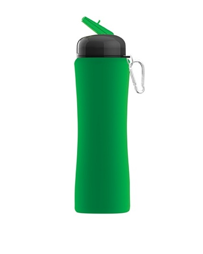 AdNArt Sili-Squeeze Hydra Bottle with Sport Lid [Green]