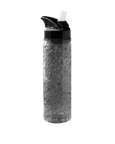 AdNArt Perma-Frost Water Bottle with Double Wall Freezer Gel Pack