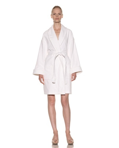 Aegean Apparel Women's Terry Velour Robe