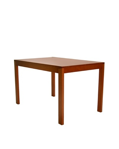 Aeon Euro Home Collection Westport Table, Cherry