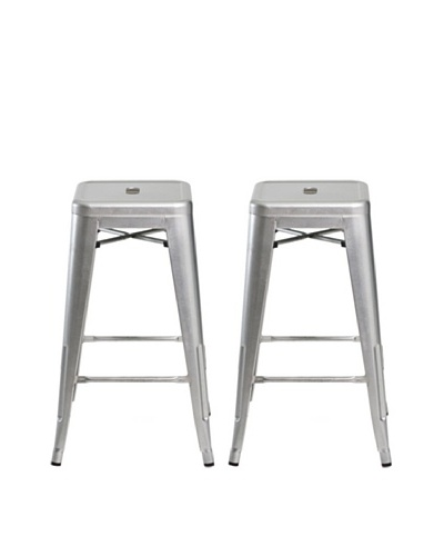 Aeon Furniture Set of 2 Galaxy Barstools