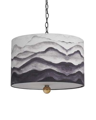 3-Light Mountain Air Pendant