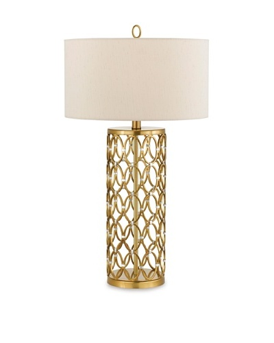Candice Olson Lighting Cosmo Table Lamp [Satin Brass]