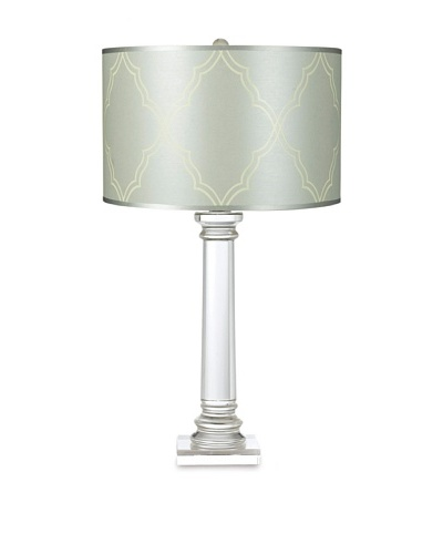 Candice Olson Lighting Trellis Table Lamp [Crystal/Blue]