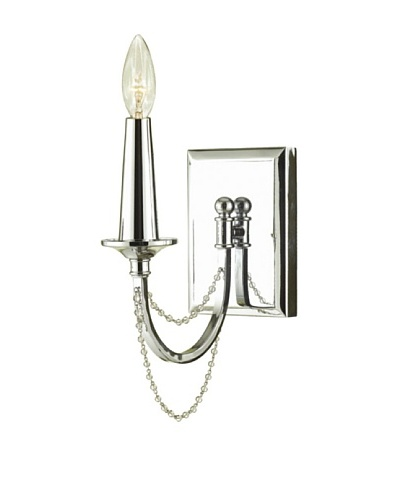Candice Olson Lighting Shelby Sconce [Chrome]