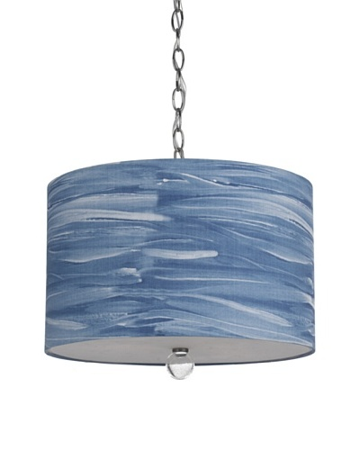 3-Light Water Color Coast Pendant