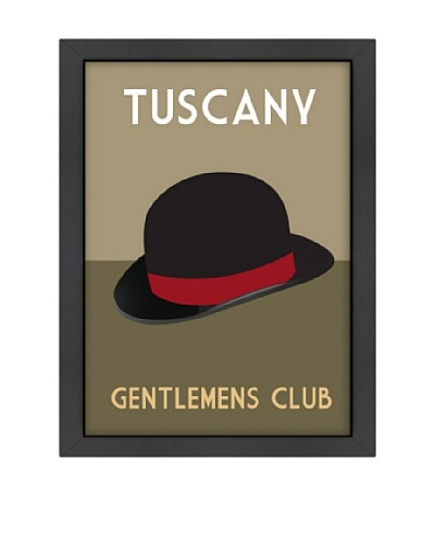 Alan Walsh Tuscany, Gentlemen's Club