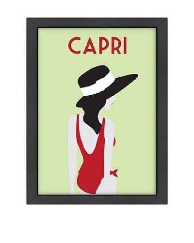 "Alan Walsh ""Capri, Green"""
