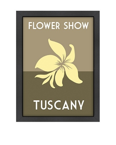 "Alan Walsh ""Flower Show, Tuscany"""