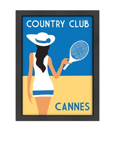 "Alan Walsh ""Country Club, Cannes"""
