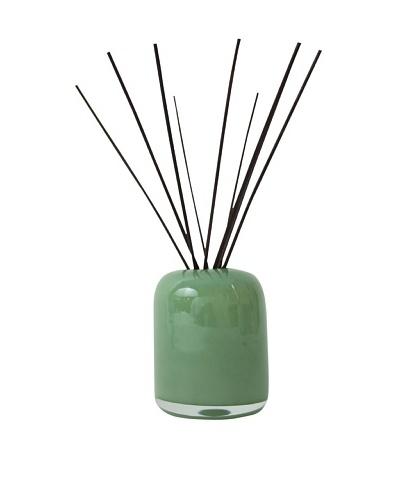 Alassis 5.63-Oz. Diffuser, Eucalyptus and Bamboo, Green