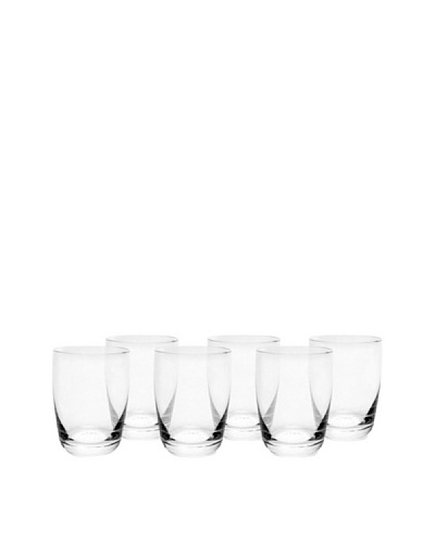 Alessi Set of 6 Bevilacqua Water Tumblers