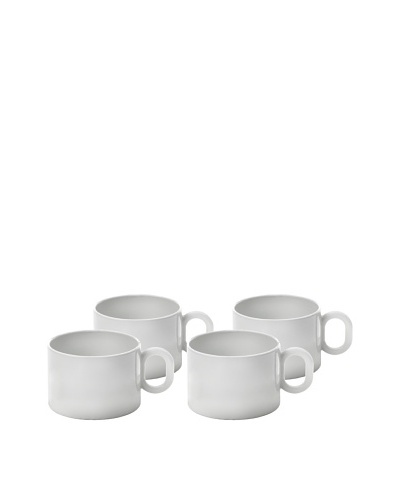 Alessi Set of 4 Dressed 6-Oz. Teacups