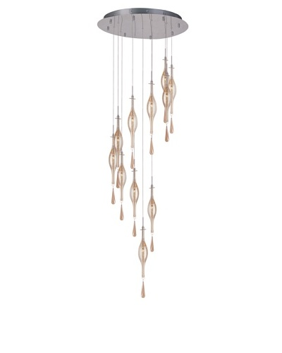 TransGlobe 11-Light Pendant