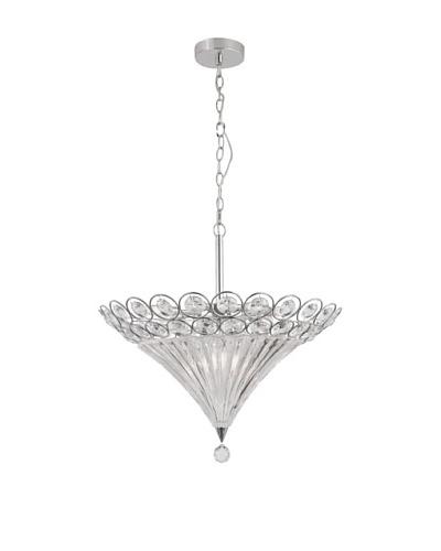 Trans Globe Lighting Flower Pendant