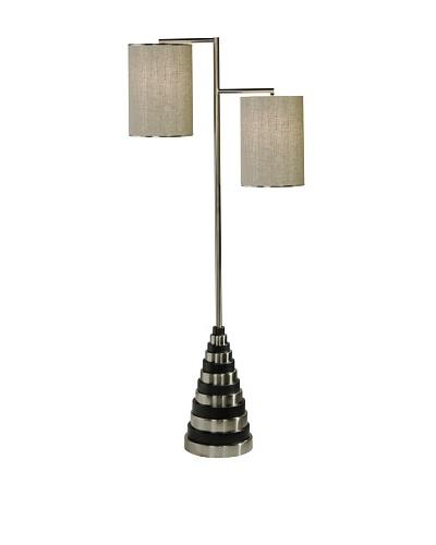 Allison Davis Orthos Floor Lamp, Bronze