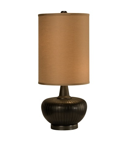 Allison Davis Design Lighting Graphite Table Lamp