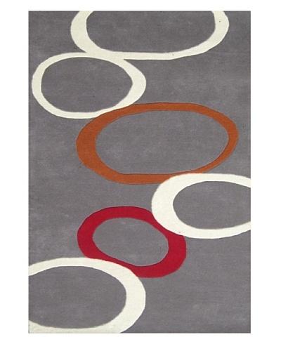 Horizon Circles Rug