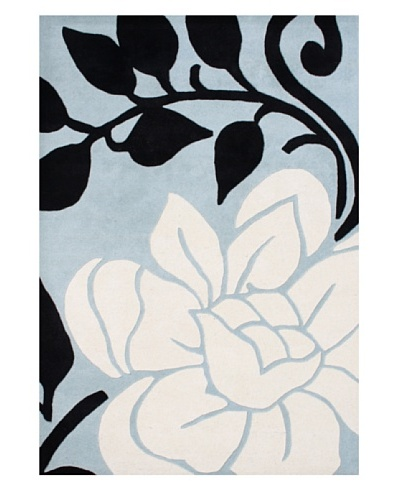 Horizon Alliyah Collection Bold Floral Rug
