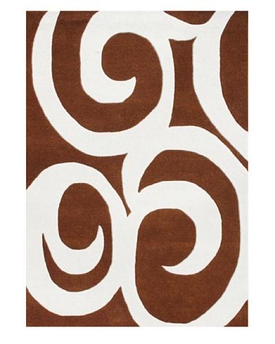 Horizon Alliyah Collection Abstract Swirl Rug