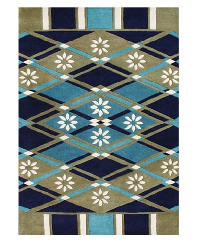 Horizon Alliyah Collection Geo Rug