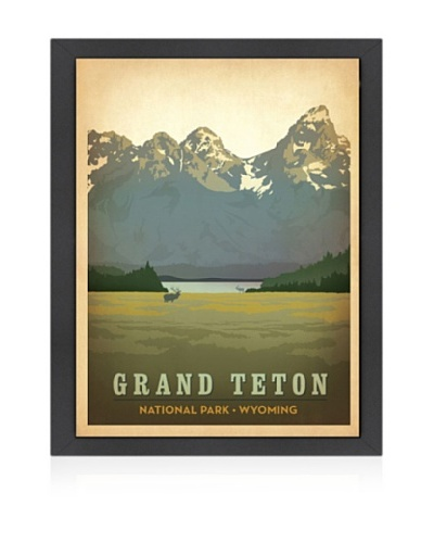 American Flat Grand Teton National Park