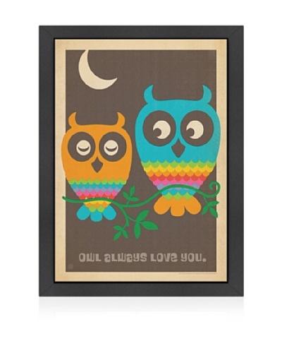 American Flat Mod Owls