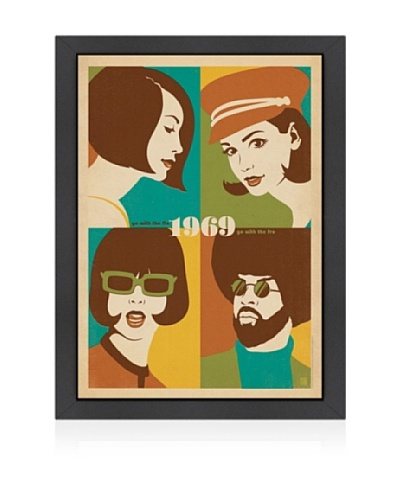 American Flat 1969: Go with The Flo/Fro