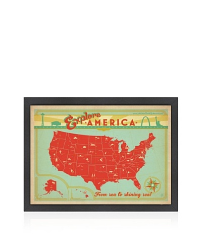 American Flat Explore America