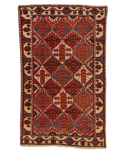 nuLOOM Authentic Vintage Persian Bakhtiar Rug