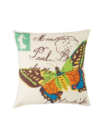 Amity French Woodland Butterfly, Natural
